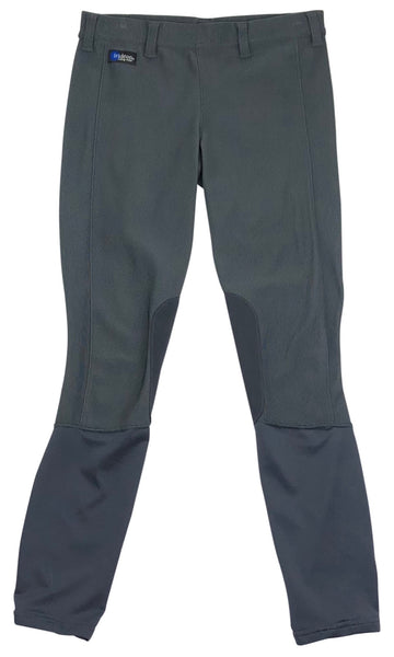 Irideon Issential Riding Tights in Grey