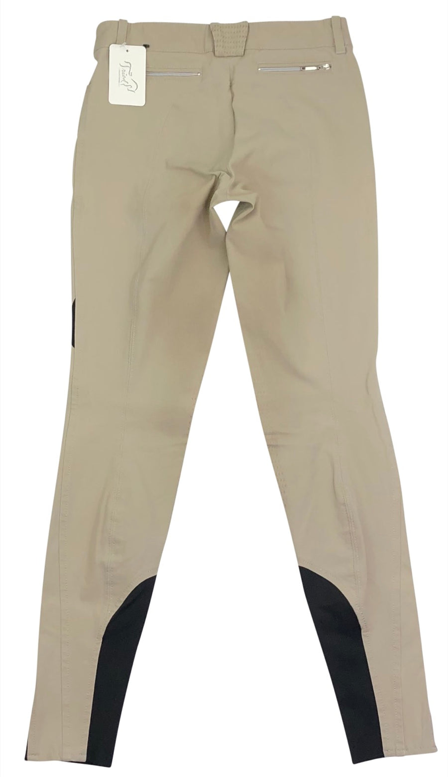 Back of Equiline Ash Breeches  in Tan