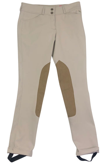 RJ Classics Raleigh Jodhpur Breeches in Tan