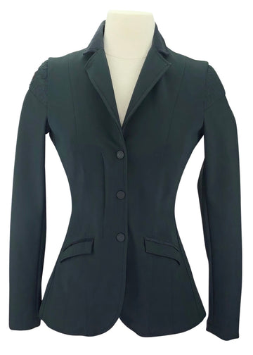 Cavalleria Toscana Competition Jacket in Charcoal