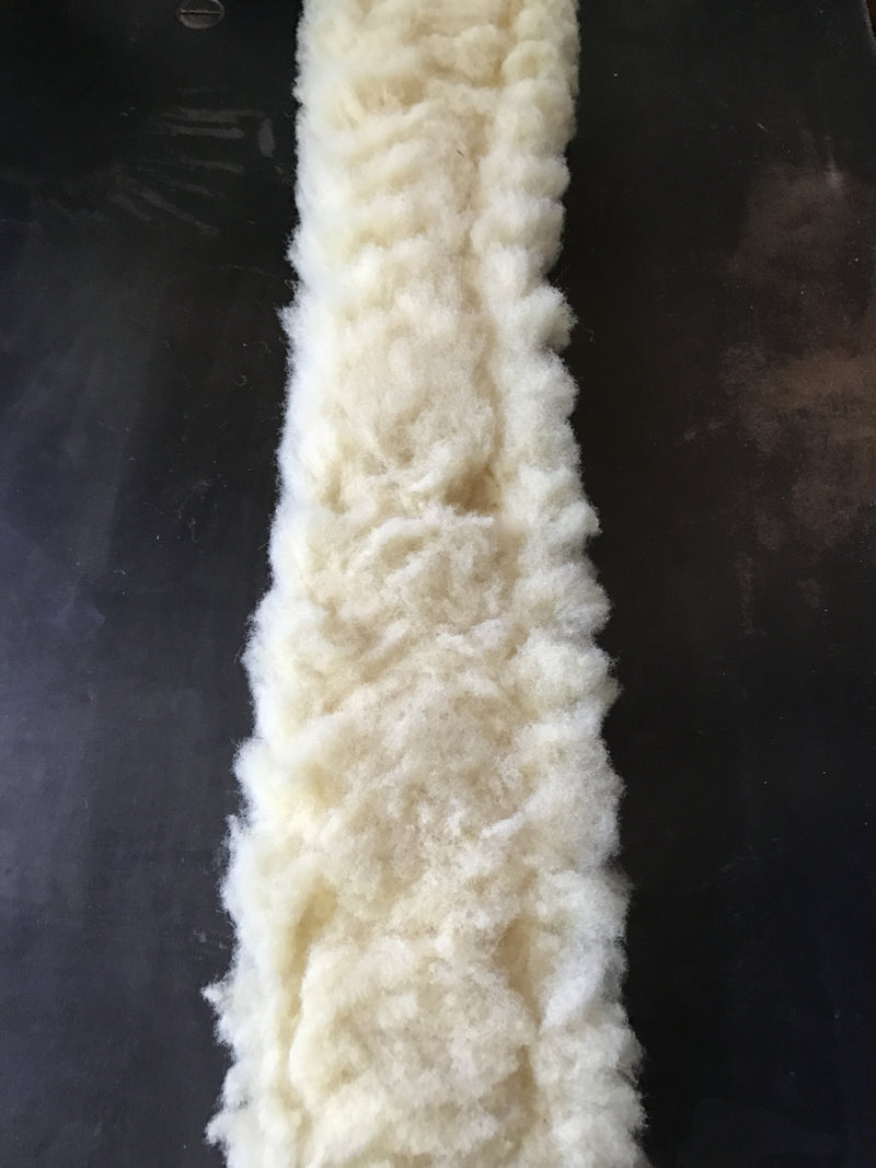 Edgewood Sheepskin Girth - 42""