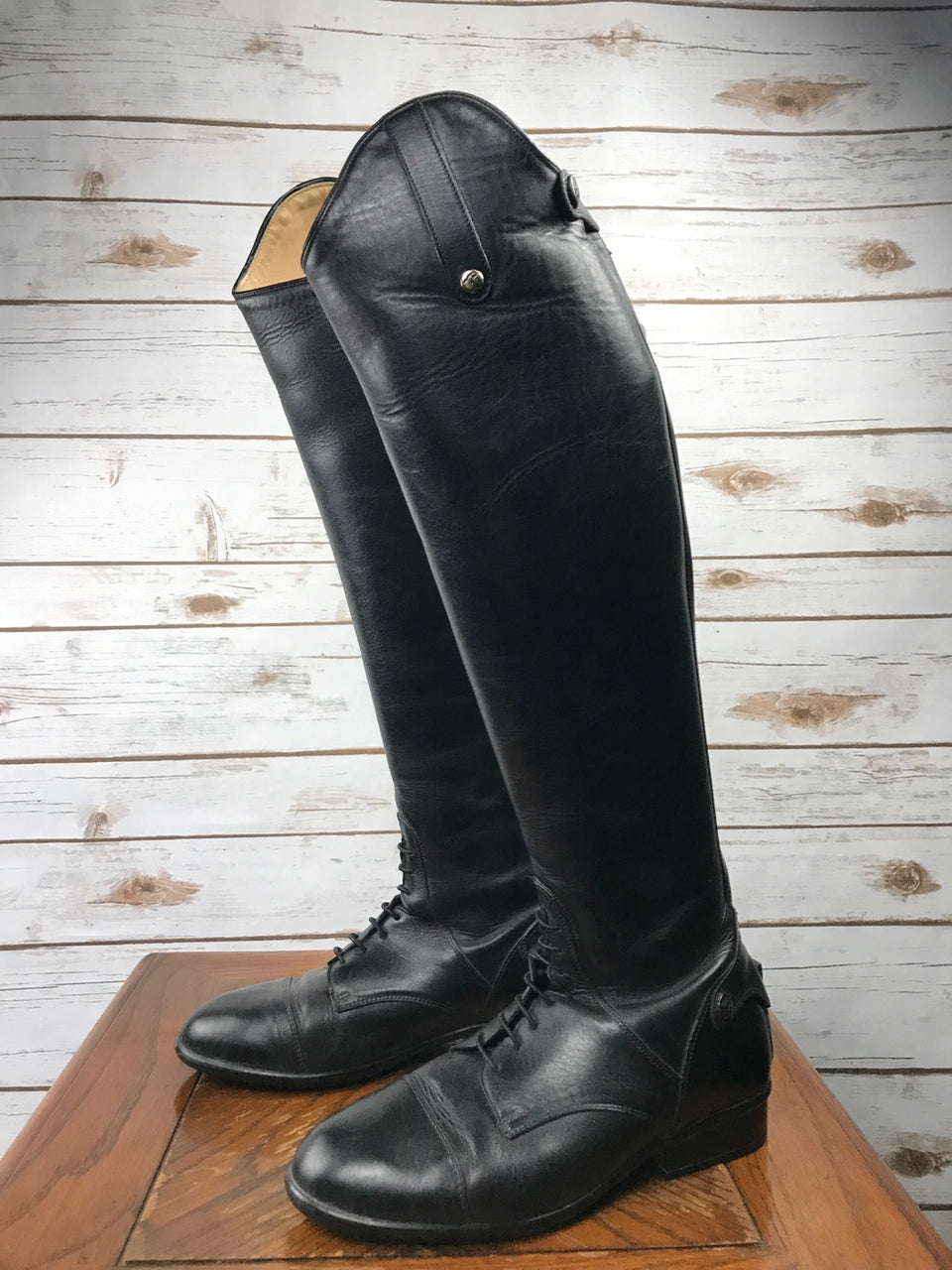 Sergio Grasso Field Boots in Black - Women's EUR 38 H