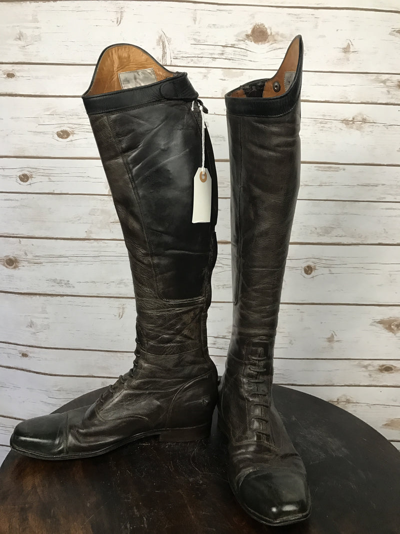 La Mundial Custom Boots - Custom Size (Roughly a Women's 9.5 Slim Tall)