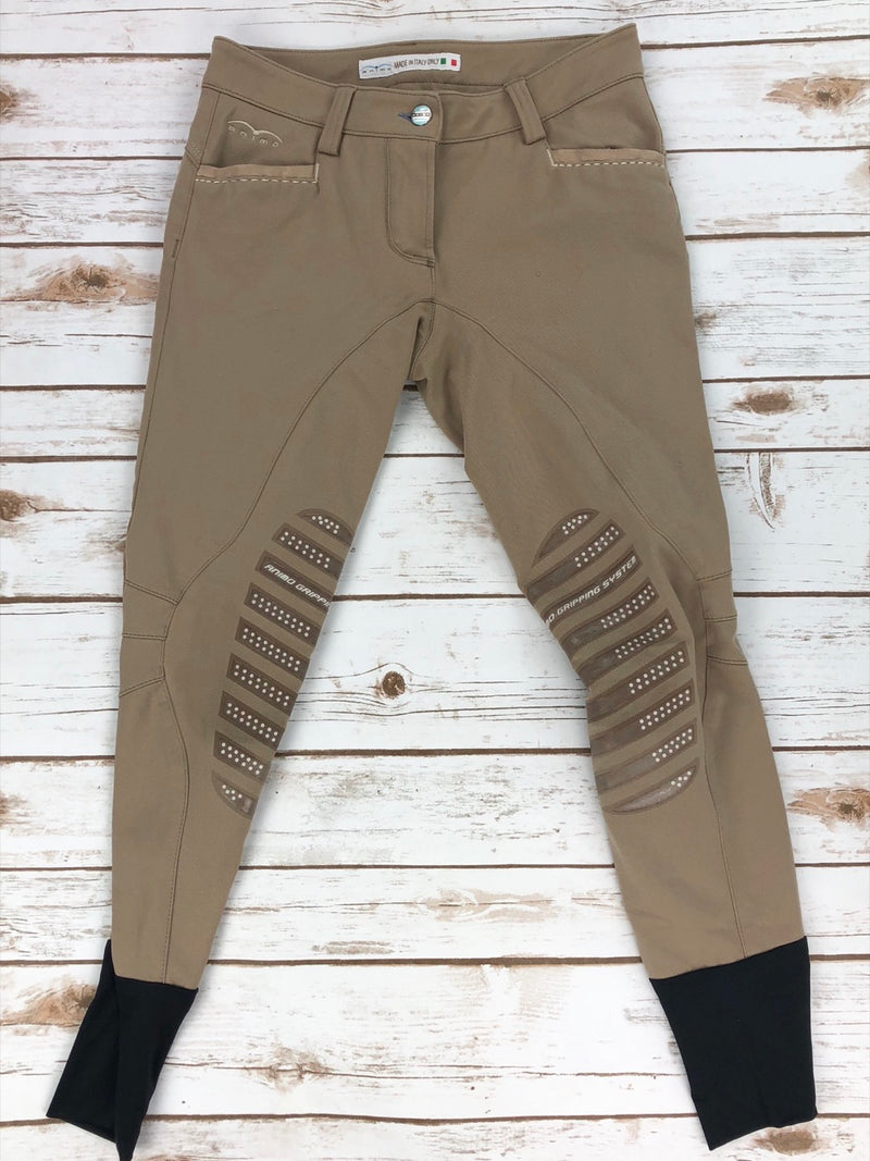 Animo Breeches in Tan - Women's IT 38