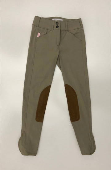 Tailored Sportsman Trophy Hunter Breeches in Tan - Children's 8R | S