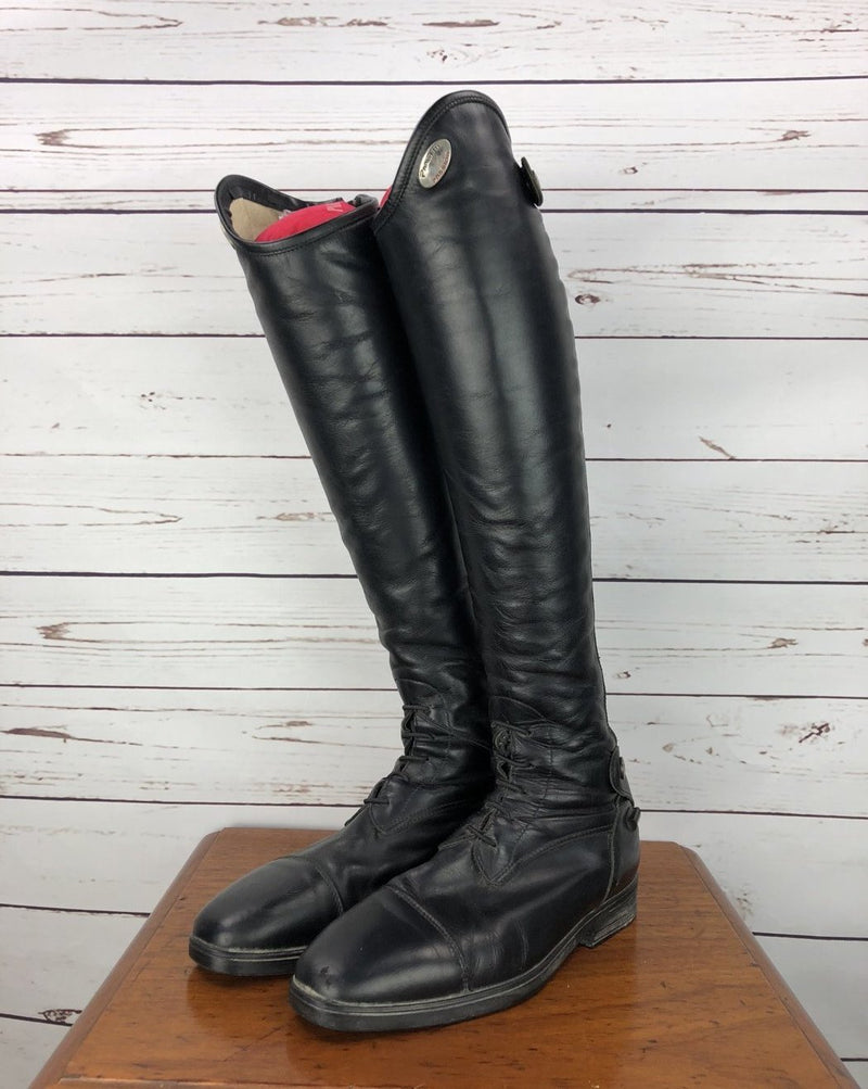 Parlanti Miami Essential Field Boots in Black - EU 37 SH+