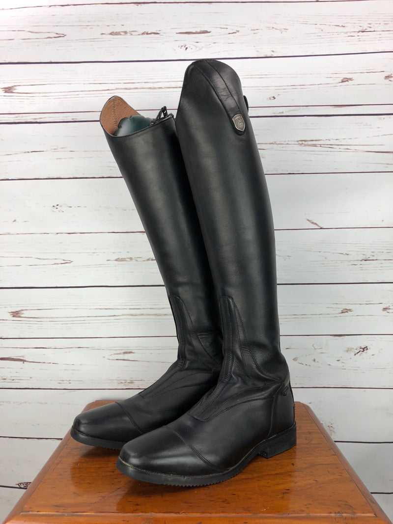 Mountain Horse Fiorentina Tall Boot in Black - Women's 7 Slim/Reg
