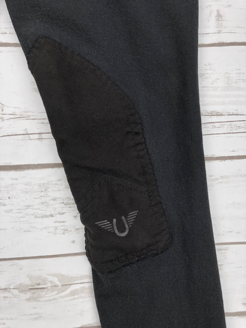 TuffRider Perfect Breeches in Black - Women's 24