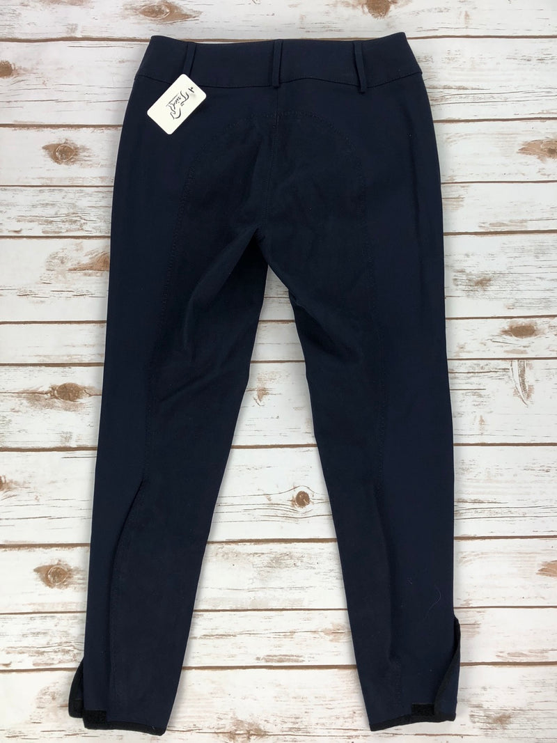 Pikeur Cindy Full Seat Breeches in Navy - Women's US 28R