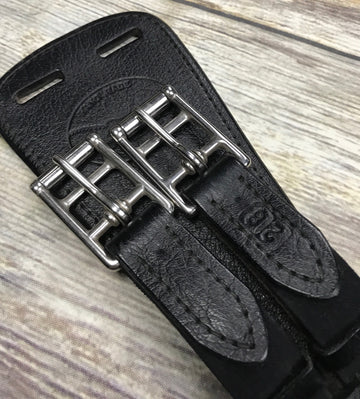 Superior Saddlery Dressage Girth in Black - 28