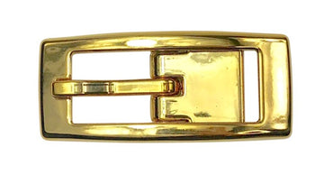 NWT C4 Chrome Skinny Buckle in Gold - One Size