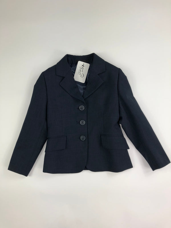 RJ Classics Washable Hunt Coat in Navy - Children's 4