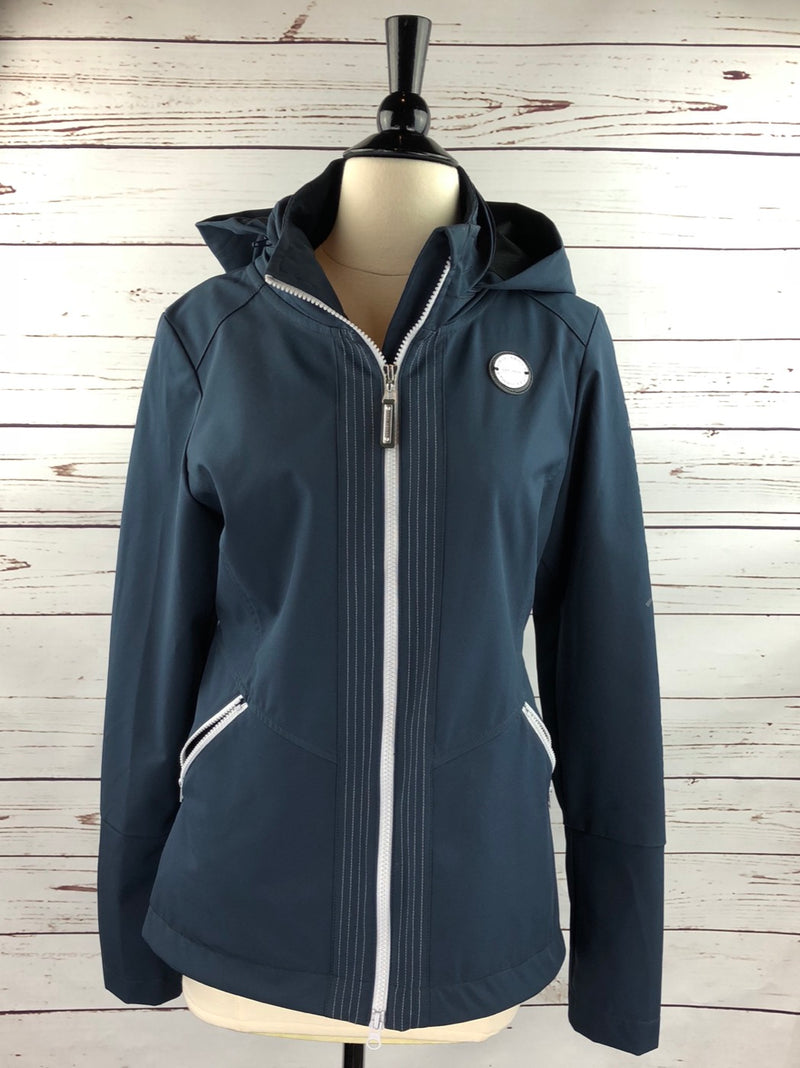 Asmar Equestrian Discovery Jacket in Midnight Navy - Women's Small
