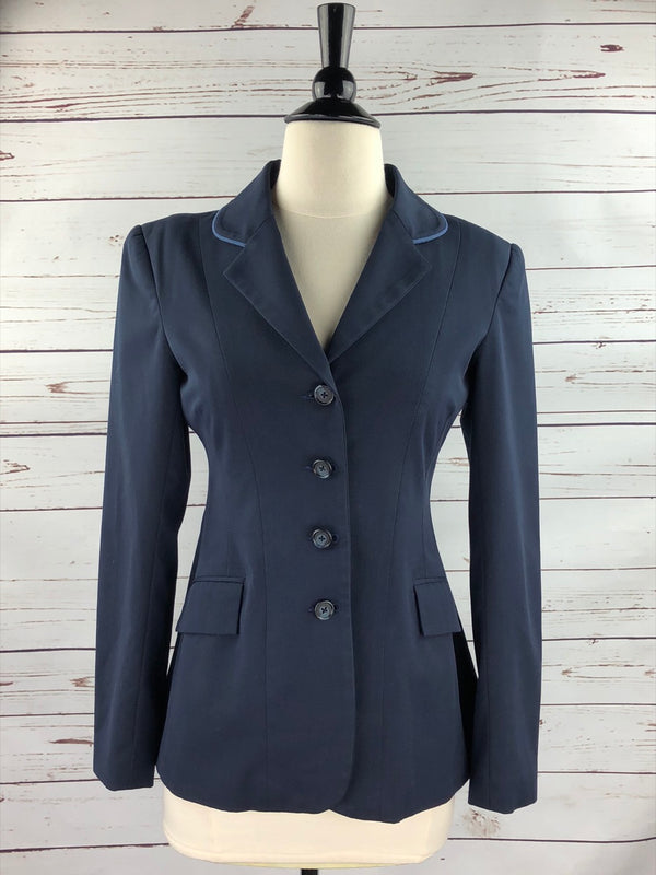 Renard et Cheval Hunt Coat in Navy - Women's 8R (US 2R)