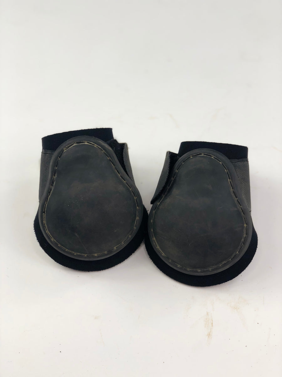 Eskadron Hind Boots in Black - Pony Size