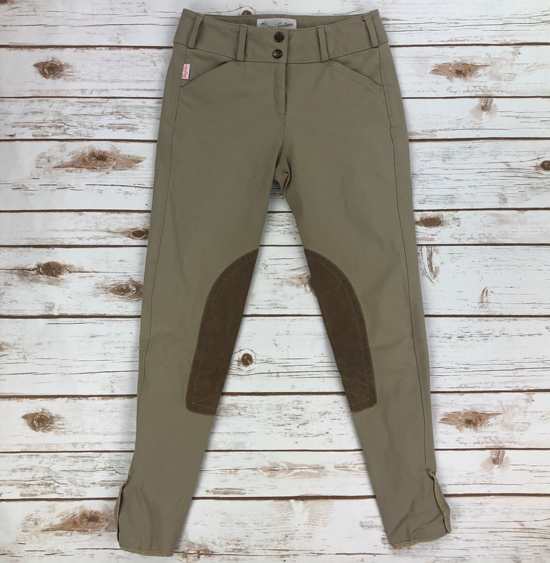 Tailored Sportsman Trophy Hunter Breeches in Tan - Women's 24R