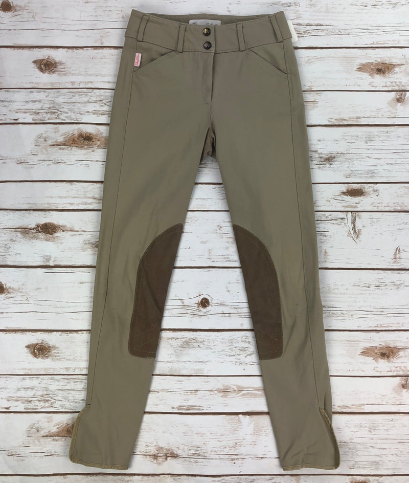 Tailored Sportsman Trophy Hunter Breeches in Tan - Women's 22L