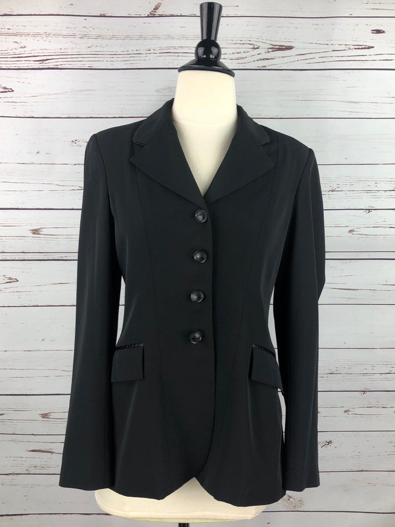 Grand Prix TechLite Show Jacket in Black - Women's 10R (US 4)