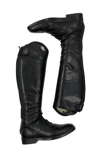 Parlanti Miami Essential Field Boots in Black - EU 38L