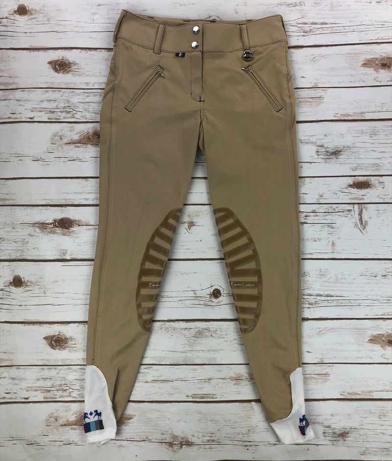 Equine Couture Beatta Breeches in Safari - Women's 24