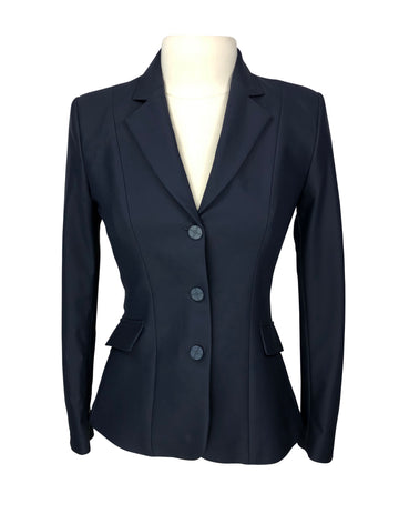 Tredstep Solo Classic Competition Coat in Navy - Women's US 0 | XS