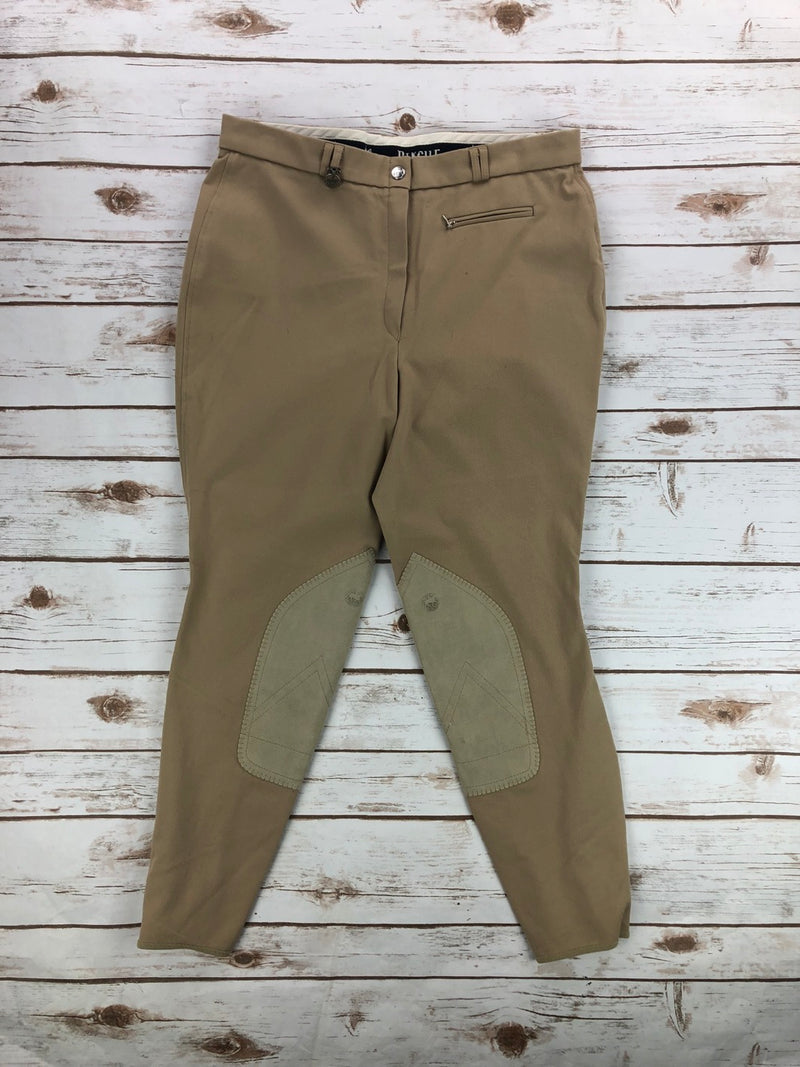Pikeur Knee Patch Breeches in Tan - Women's 34