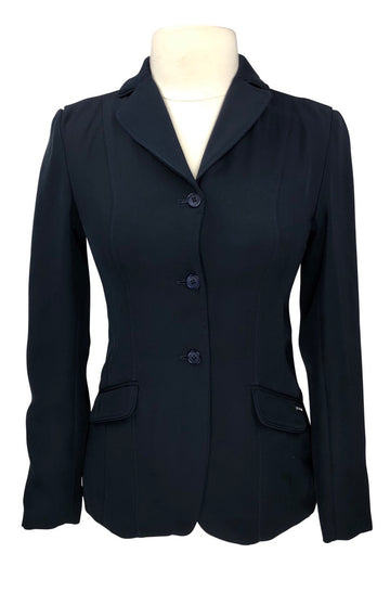 Ariat Heritage Show Coat in Navy - Children's 16 | L