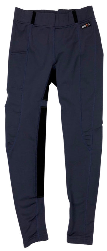 Kerrits Flex II Fullseat Tights in Navy - Women's M