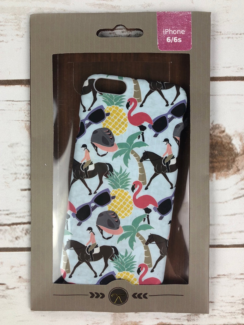 Spiced Equestrian iPhone Case in Summer Vibes - iPhone 6/6s