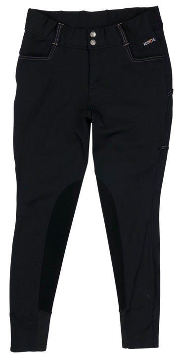 Kerrits Breeches in Black - Women's M