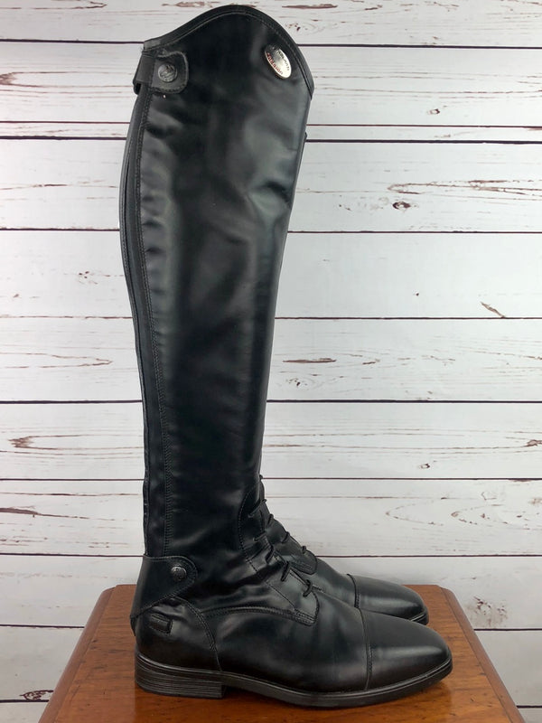 Parlanti Miami Essential Field Boots in Black - Size EU 40 MH+