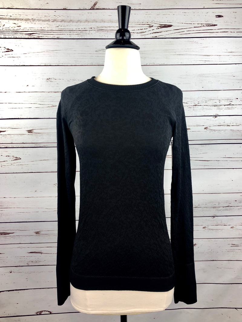 Lululemon Pullover Crew in Black - Approx. Women's 2