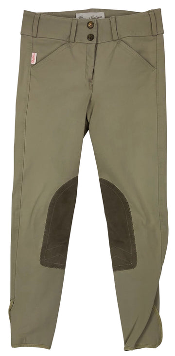 Tailored Sportsman Trophy Hunter Breeches in Tan - Children's 12
