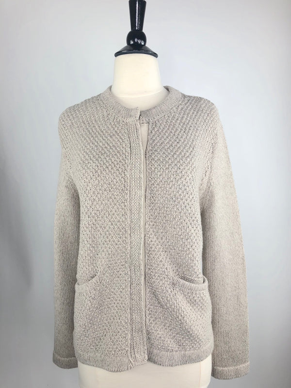 Callidae The Sweater Jacket in Briarwood - Women's Small