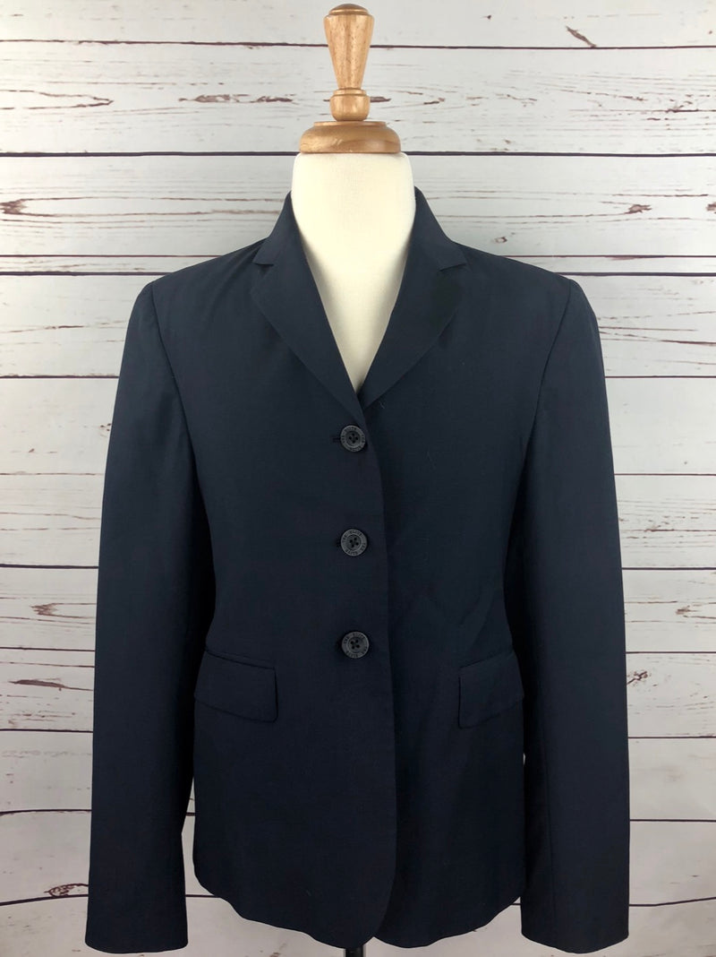 The Elite Hunt Coat in Navy - Children's 16R