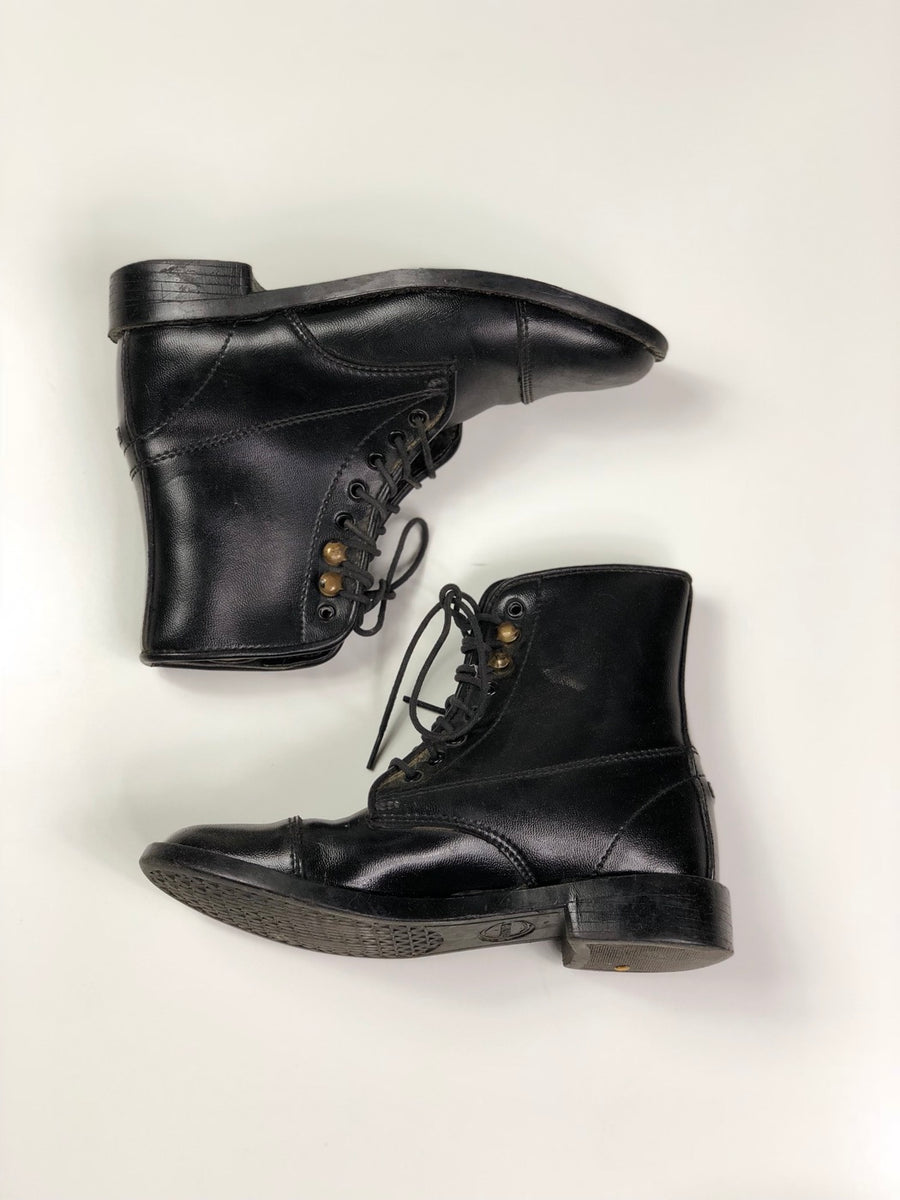 Equistar Paddock Boots in Black -  Overview