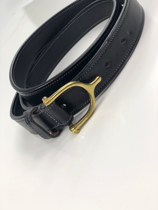 Orvis Spur Belt in Black - 38""