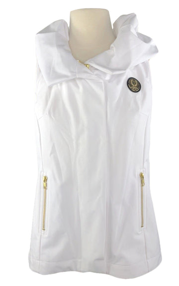 Noel Asmar City Vest in White - Women's XS