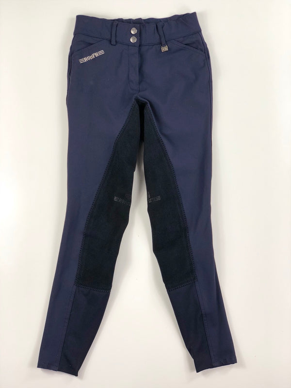 Romfh Sarafina Full Seat Breeches in Navy - Women's 24R