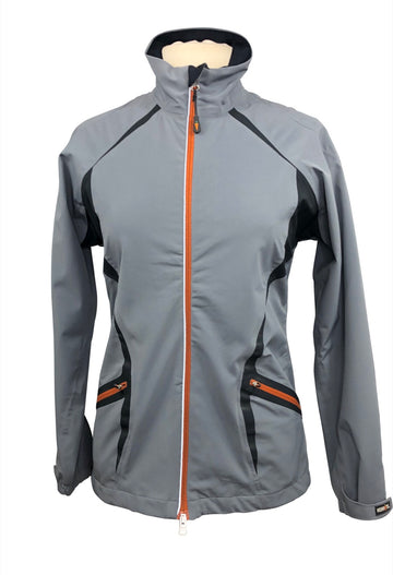 Kerrits Rain Jacket/Windbreaker in Grey - Women's S