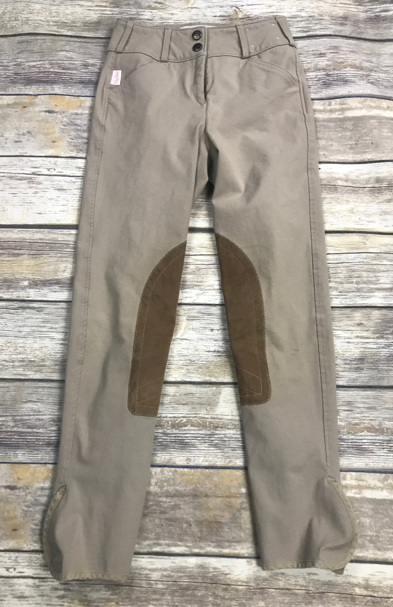 Tailored Sportsman Trophy Hunter Breeches in Tan - Women's 22R