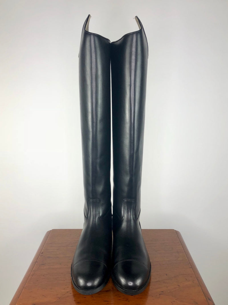 Ariat Westchester Zip Dress Boot in Black - Women's US 7.5 Med/Slim