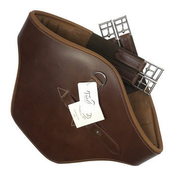 Beval LTD Belly Guard Girth in Cognac - 50