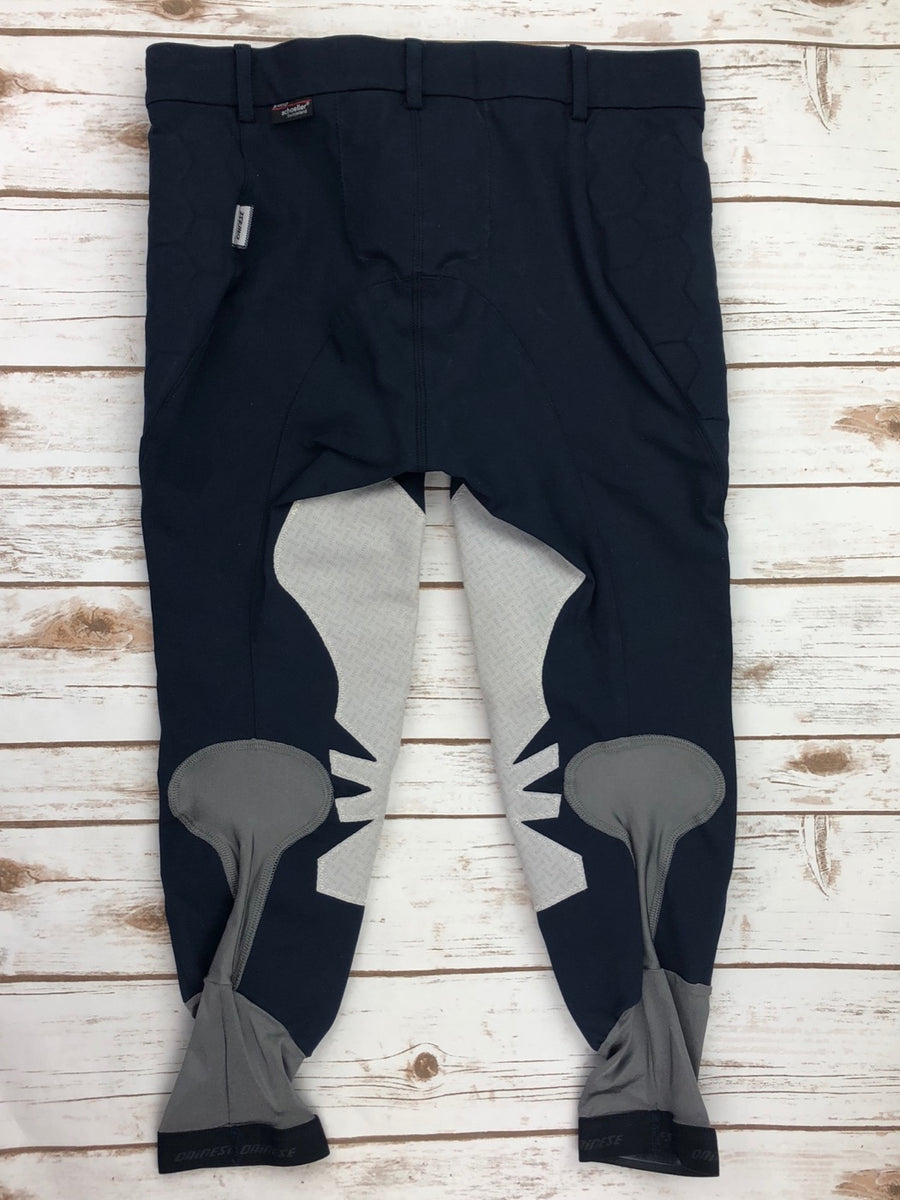 Dainese Ribot Breeches in Navy - Women's IT 42 (US 28) | M