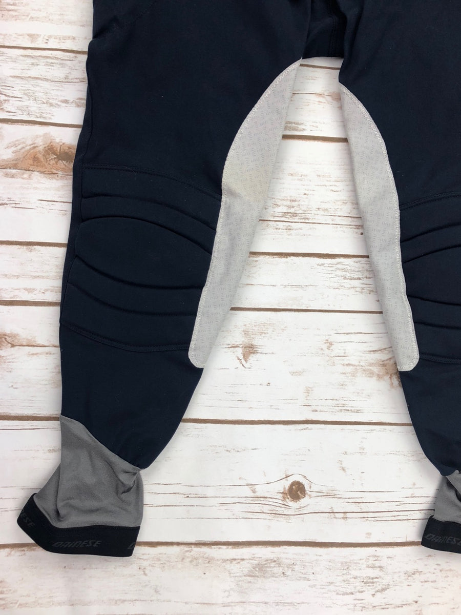Dainese Ribot Breeches in Navy - Leg View
