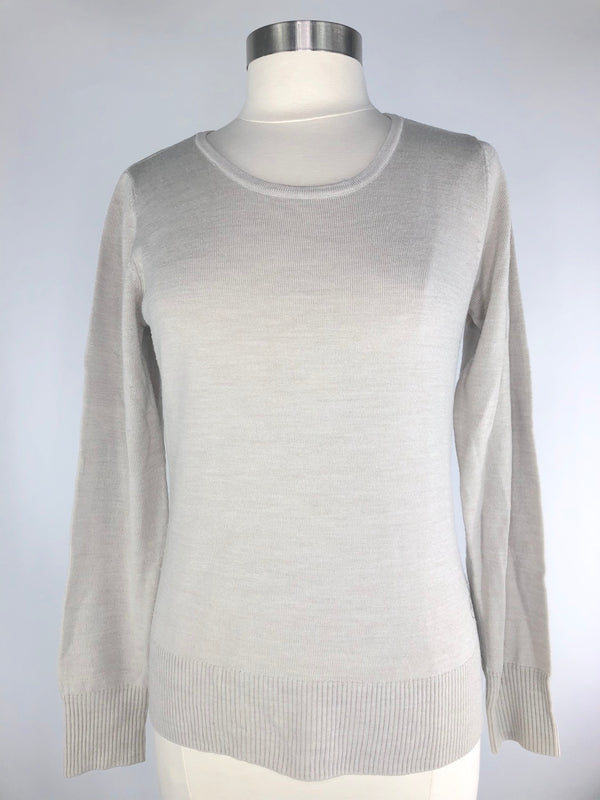 Ariat Ultimo Crewneck Sweater in Tan - Women's Large
