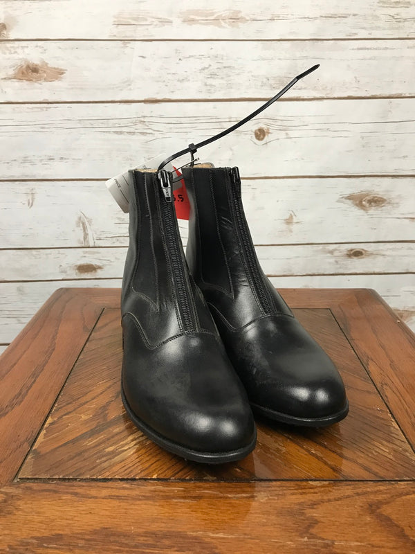 International Boot Co. Paddock Boots in Black - Women's 8.5