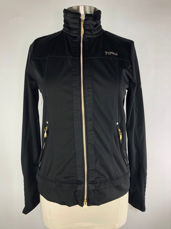 Pikeur Orsina Softshell Jacket in Black - Women's Ger 40 (Medium)