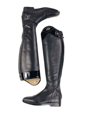 Parlanti Denver Lux Tall Boots in Black - EU 36 LH+