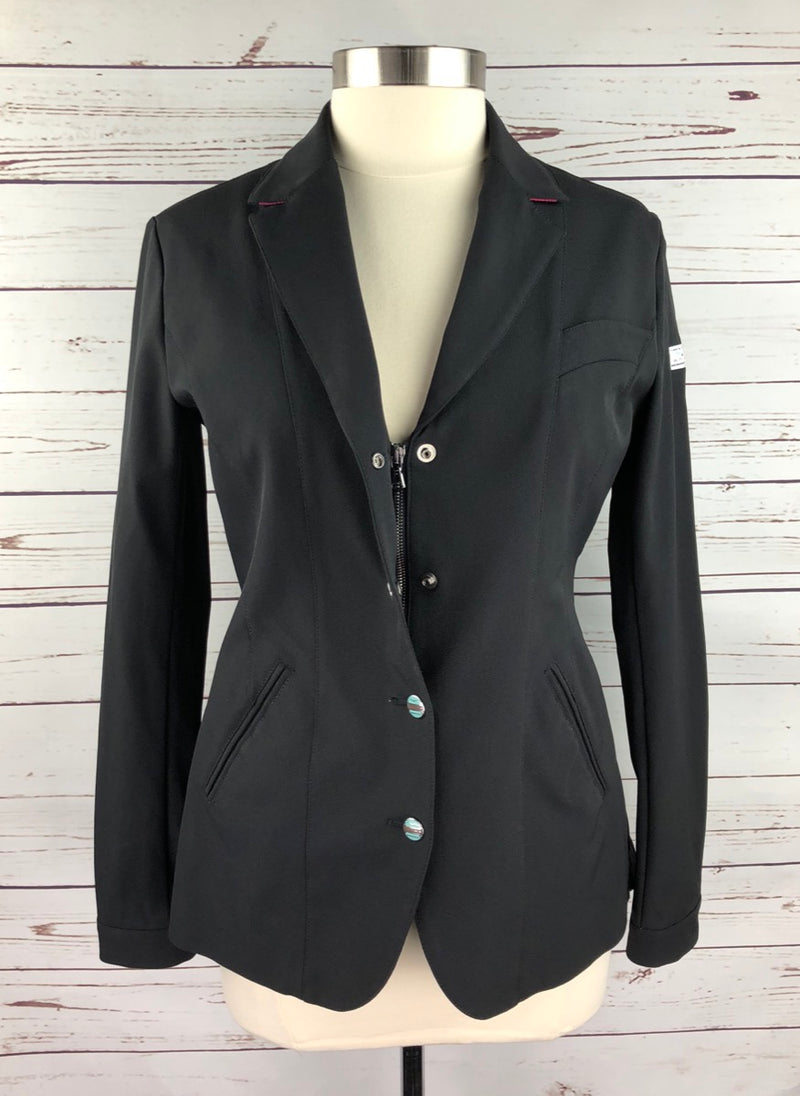 Animo Competition Jacket in Black - Women's IT 44